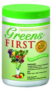 Greens First | Acid and Alkaline Balance